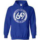 Pullover Hoodie Men's and Ladies 8 oz