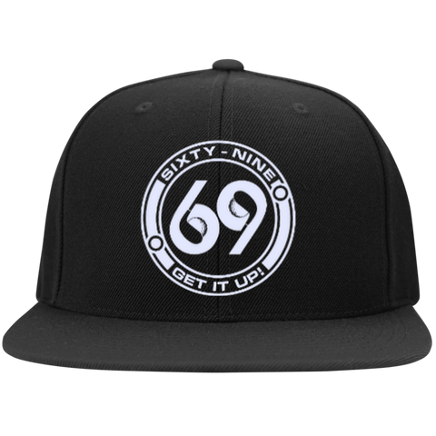 Sixty Nine Degree Bad @ss Snapback Hat