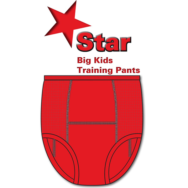 Red Star Training Pants