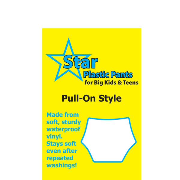 Star Plastic Pants