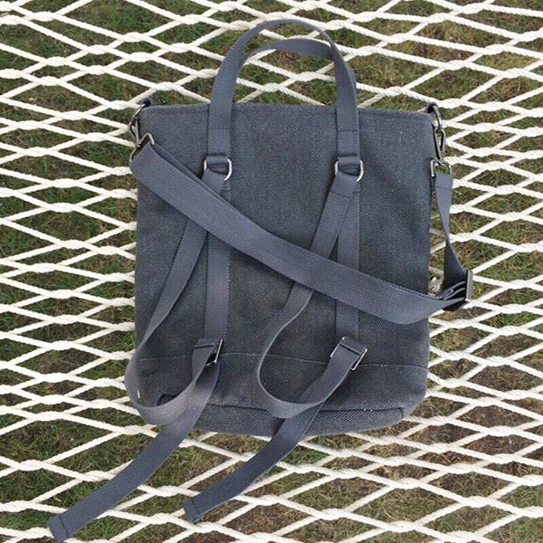 Backpack Tote</br><small><i>(Slate)</i></small> - Meridian Lee