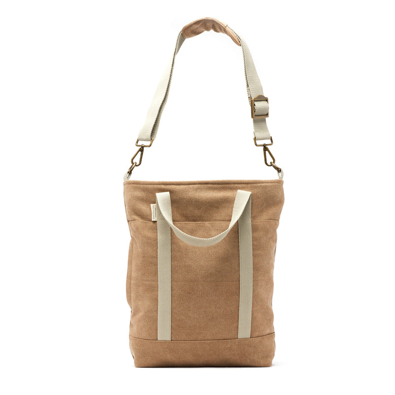 Backpack Tote </br><small><i>(Gorge / Sand)</i></small>
