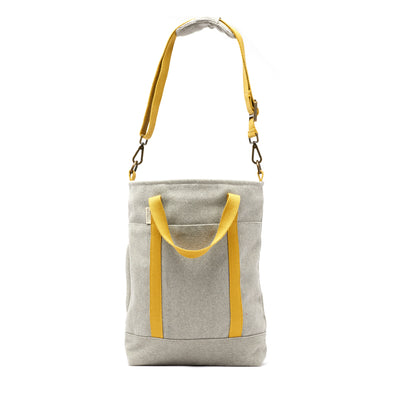 Backpack Tote </br><small><i>(Dune / Marigold)</i></small>