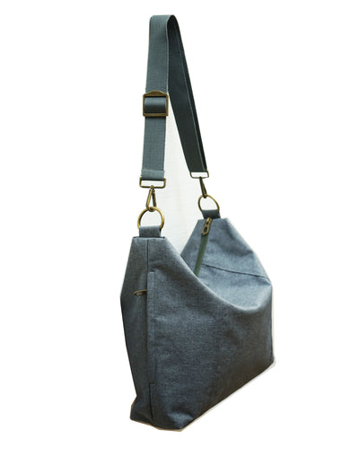 Classic Hobo</br><small><i>(Charcoal</i></small>) - Meridian Lee