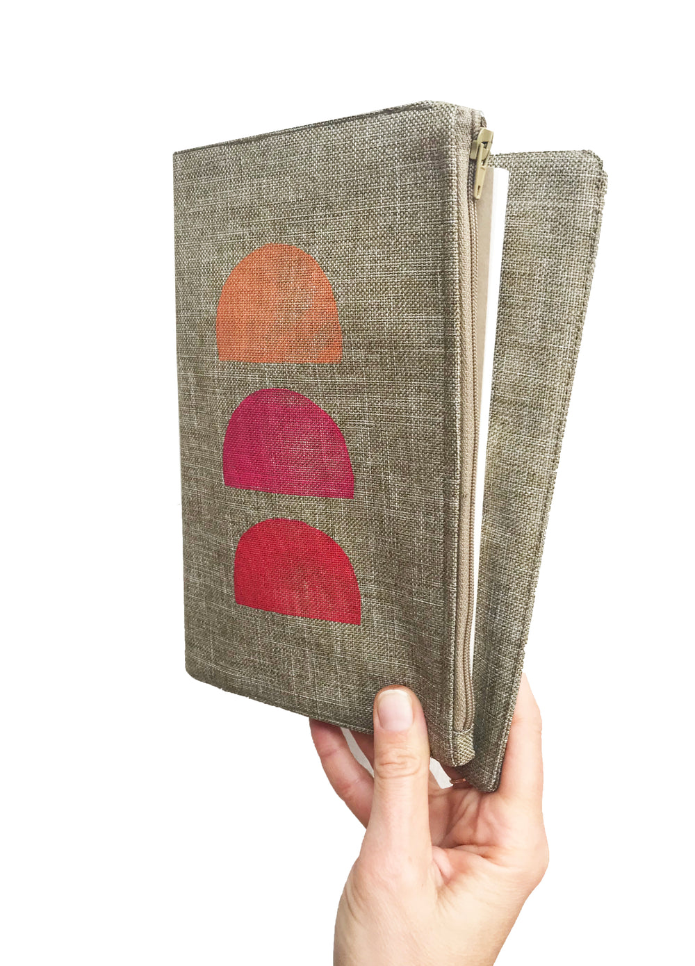 Adventure Journal </br><i><small>(Block Printed)</i></small> - Meridian Lee