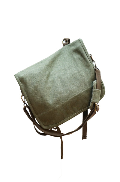 Messengerpack</br><i><small>(Army Green)</i></small> - Meridian Lee