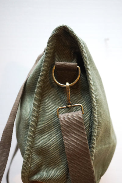 Messengerpack</br><i><small>(Army Green)</i></small> - Meridian Lee - bag
