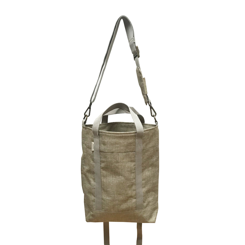 Backpack Tote </br><small><i>(White Pine)</i></small> - Meridian Lee