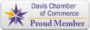 Davis Chamber of Commerce Proud Member