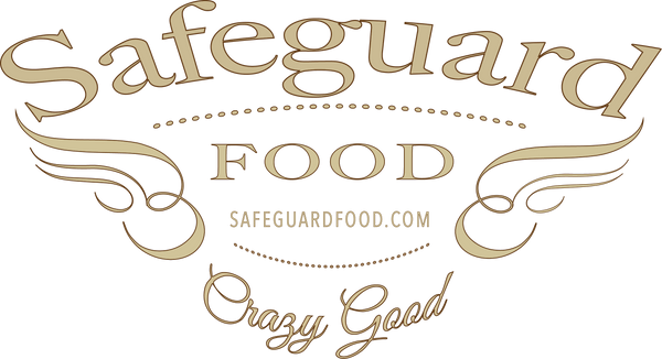 The Safeguard Food Logo
