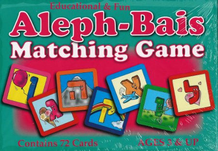 Aleph-Bais Matching Game
