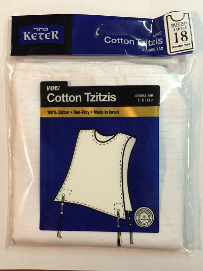 Men's Cotton Tzitzis