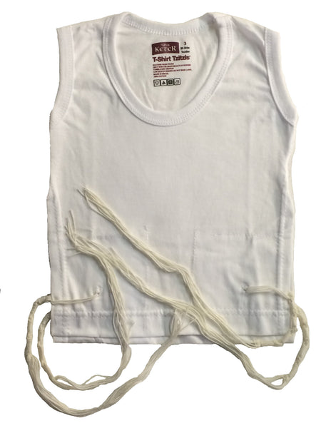 Men's Cotton T-shirt Tzitzis