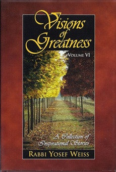 Visions of Greatness Volume 6