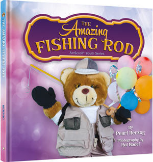 The Amazing Fishing Rod
