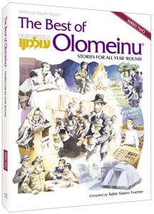 Best Of Olomeinu - Series 2: Stories For All Year 'Round