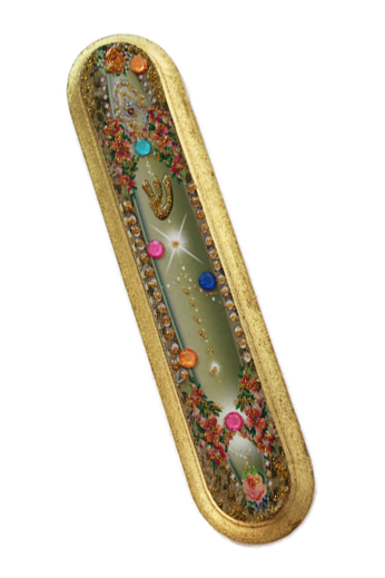 Decorative Mezuza Case