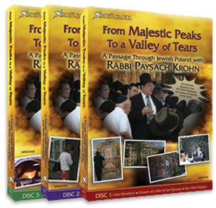 From Majestic Peaks to a Valley of Tears 3 CD-ROM Set