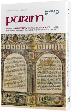 Purim: Its Observance And Significance