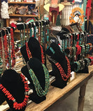 Southwest Designs Jewelry at Sweet Repeats in Genoa