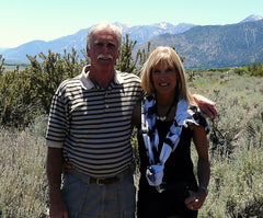 Lisa and Jim Daggett, Genoa, NV
