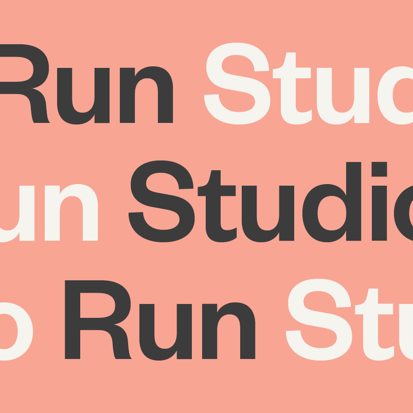 Run Studio Run is live on Kickstarter!