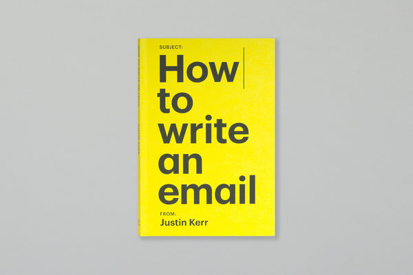 How to write an email: Second Edition