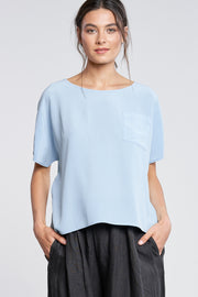 Paige Silk Top