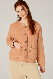 Kayla Quilted Jacket