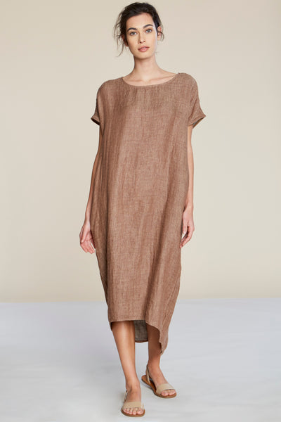 Brook Linen Gauze Dress