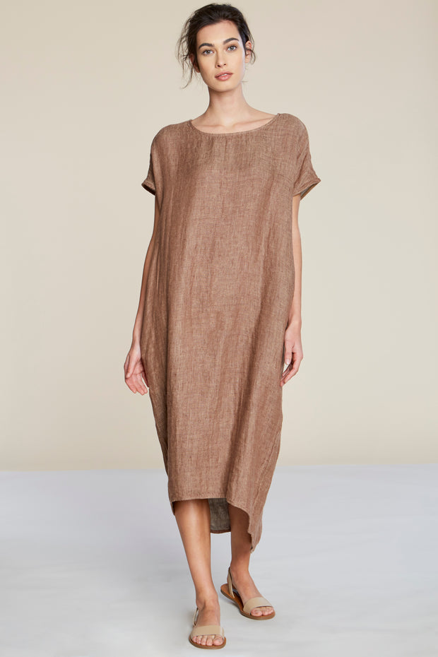 Brook Linen Dress