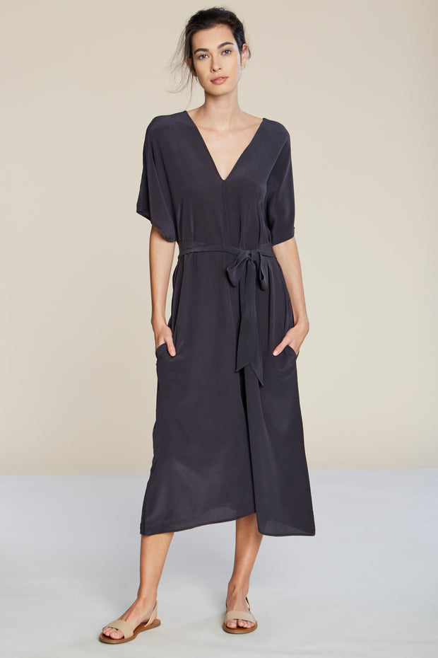 Morgan Silk Jumpsuit