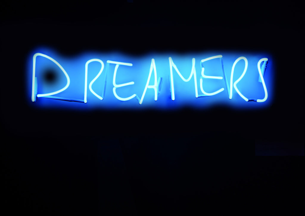 DREAMERS BY KIM SMITH (Neon)
