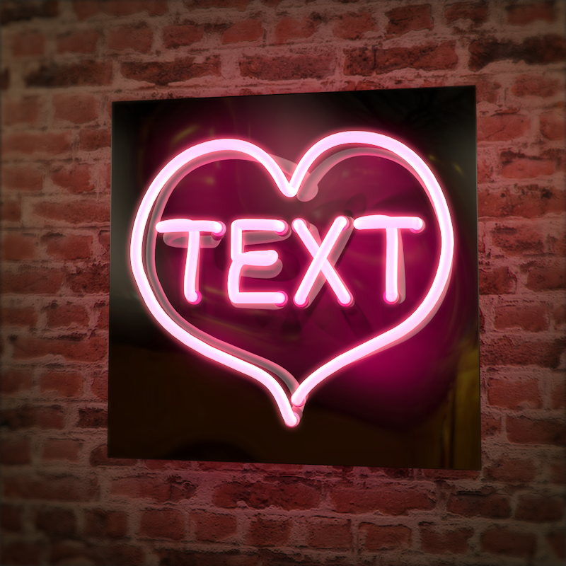 PERSONALISED VALENTINES NEON! Say it with Love & Lights this Valentines Day...