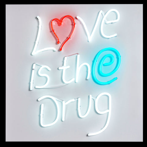 Love is The Drug by Ben Rousseau