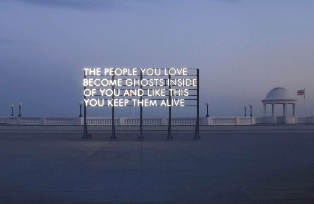 PEOPLE YOU LOVE by ROBERT MONTGOMERY
