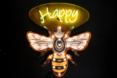 Bee-Happy, by Papi