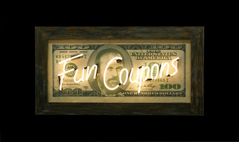 """Fun Coupons"" by Charley Bracey"
