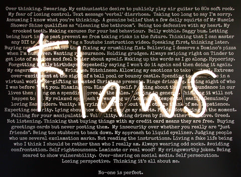 TAKE ME AS I AM (FLAWS) by REBECCA MASON