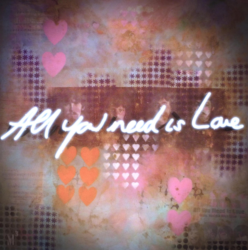 All you need is love by M3