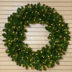 Wreath LED Warm White