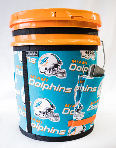 Miami Dolphins - Orange Bucket