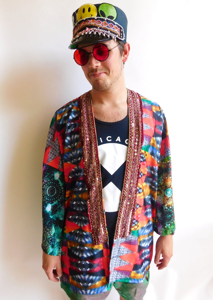 Wildstyle Festival Jacket - ONE OF A KIND
