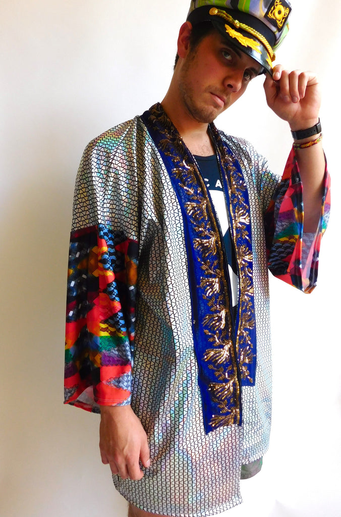 Supernova Festival Jacket - ONE OF A KIND