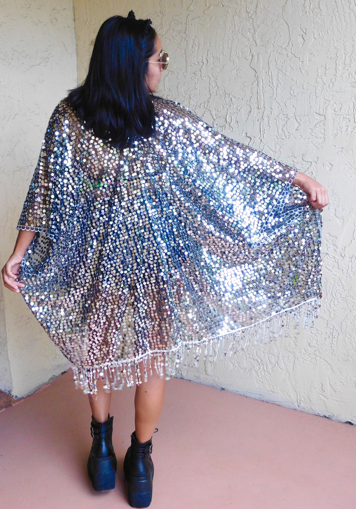 MADE TO ORDER Disco Queen Kimono - Millennium