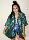 Rise And Amplify Sequin Festival Jacket - Limited