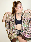 Creamfields Sequin Festival Jacket - Limited