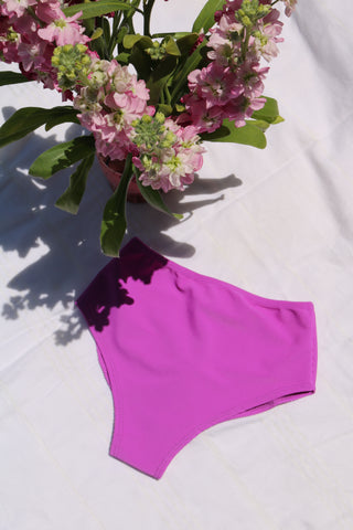 LUSH RIBBED HIGH WAIST BOTTOM