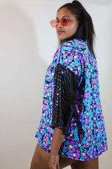 Starry Eyed Surprise Festival Jacket - ONE OF A KIND