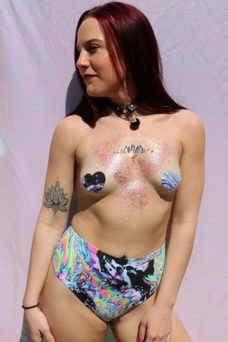 AcidBath Heart Pasties - Standard Size